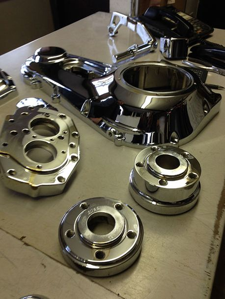 Car Parts Burnaby | Plating Services | Dependable Plating Ltd
